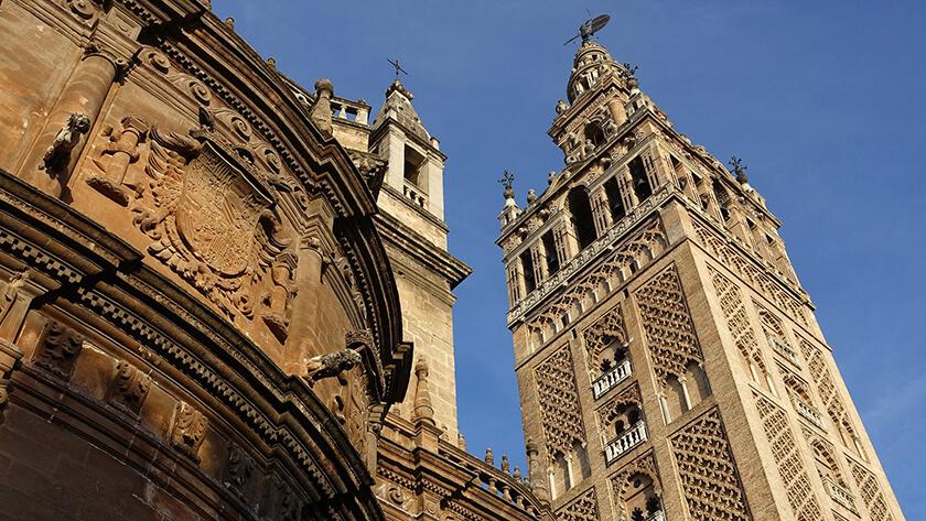 Campanile della Cattedrale di Siviglia