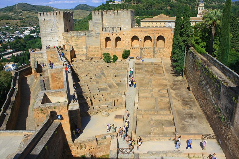 Cos'è l'Alhambra