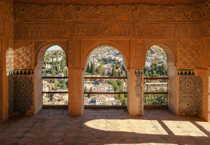 alhambra granada ticket e biglietti