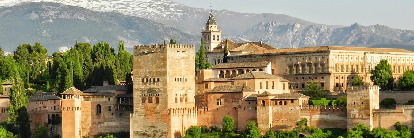 Granada colline risalente