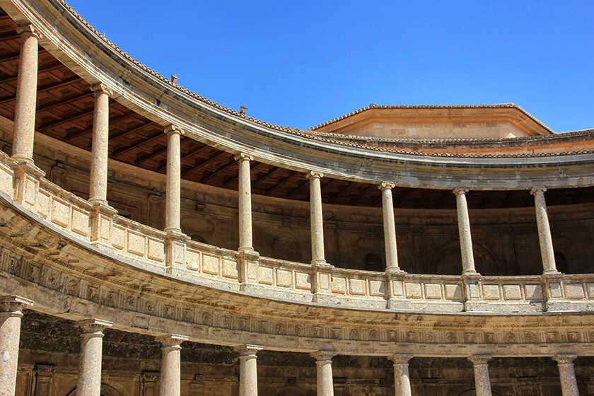 Palazzo di Carlos V Alhambra