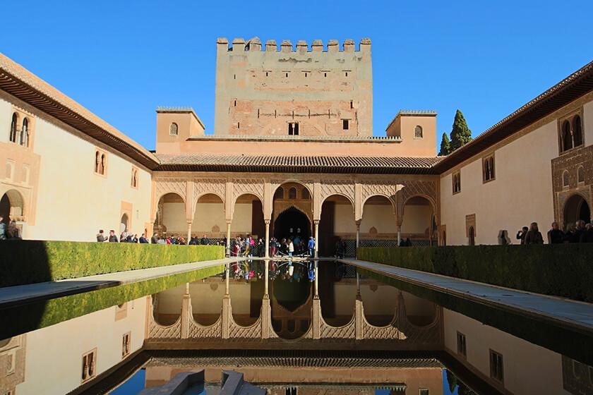 Palacios Nazaries all'Alhambra