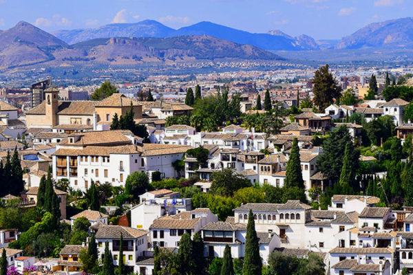 Albayzin di Granada