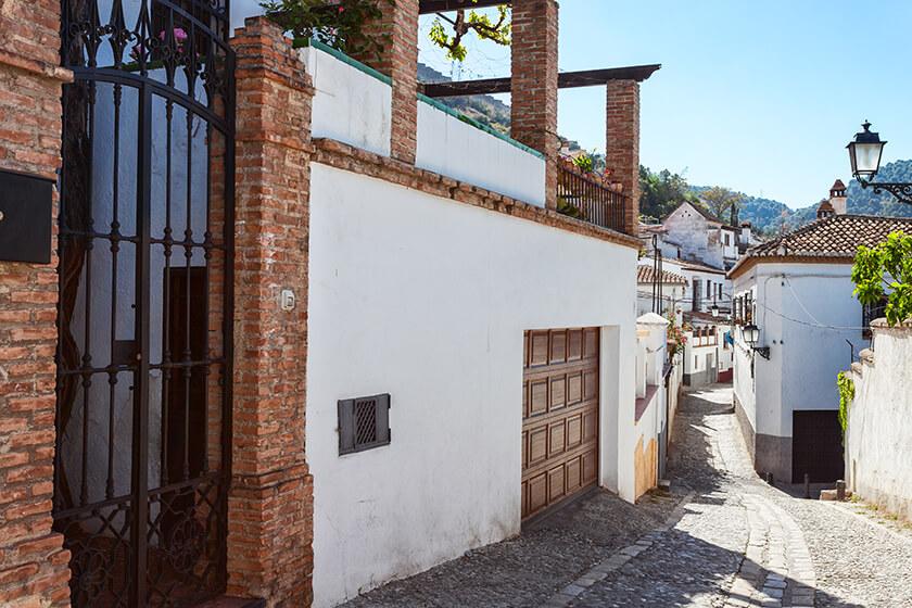 Albaicin di Granada