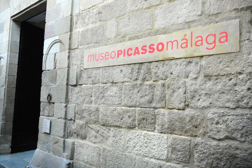 Museo Picasso malaga opere