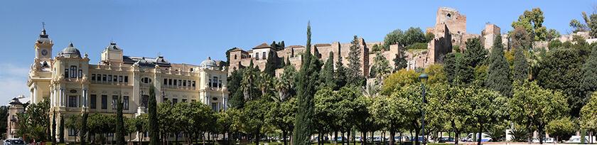 Alcazaba di Malaga biglietti